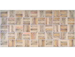 Wall Panels for Interior Wall Decor - Textured PVC 3D Wall Tile (37x18 in, 4.8 sq.ft.) - 001 OB