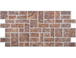 Wall Panels for Interior Wall Decor - Textured PVC 3D Wall Tile (37x18 in, 4.8 sq.ft.) - 009 CB
