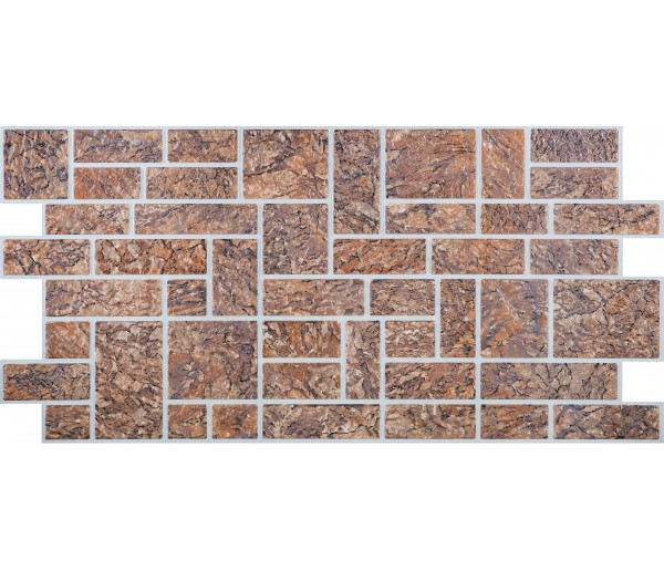 Wall Panels: Wall Panels for Interior Wall Decor - Textured PVC 3D Wall Tile (37x18 in, 4.8 sq.ft.) - 009 CB