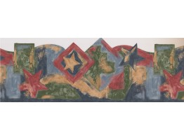 Patriotic Wallpaper Border 015174 JM