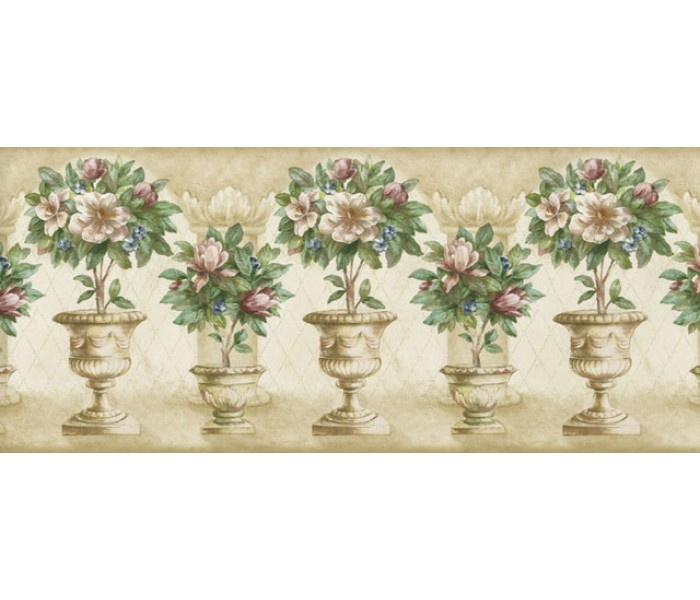 Clearance: Graden Wallpaper Border 060144 MP