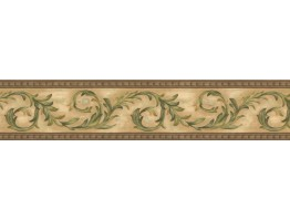 Vintage Wallpaper Border 060162 MP