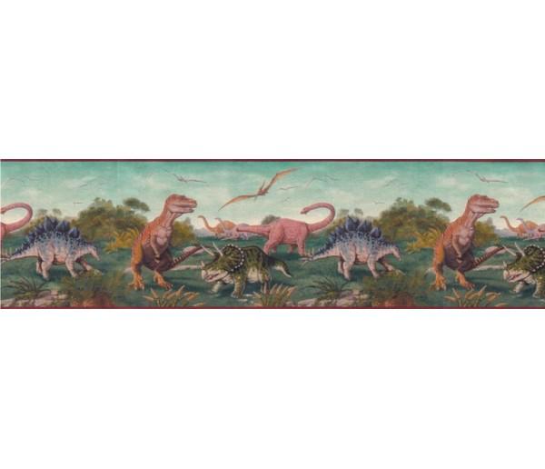 Animal Wallpaper Borders: Animals Wallpaper Border B10121