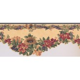 Garden Wallpaper Borders: Floral Wallpaper Border 102982 KB