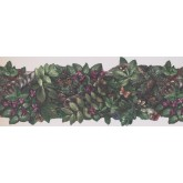 Clearance Garden Wallpapaper Border 105474 NE York Wallcoverings
