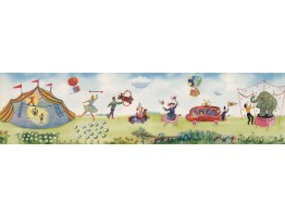 Kids Wallpaper Border 110033