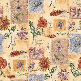 Kitchen and Bath Wallpaper 127-26567