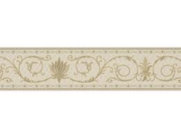 Prepasted Wallpaper Borders - Vintage Wall Paper Border B73380L