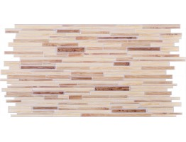 Wall Panels for Interior Wall Decor - Textured PVC 3D Wall Tile (37x18 in, 4.8 sq.ft.) - 149 TO