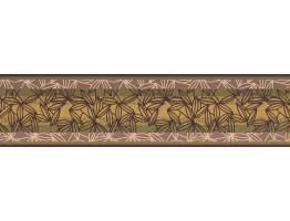 Prepasted Wallpaper Borders - Floral Wall Paper Border 1684 BG