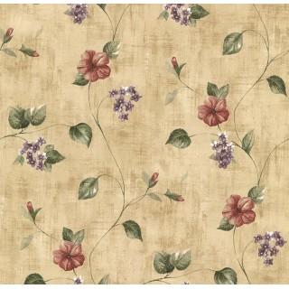 Floral Wallpaper KB20249