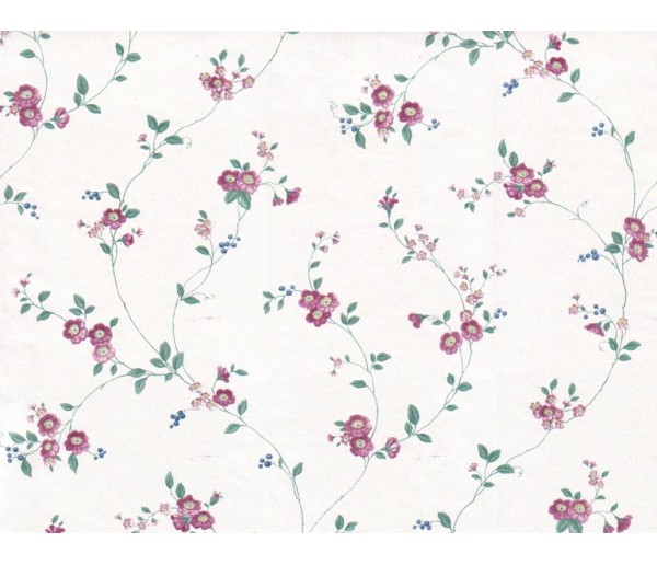 Floral Floral Wallpaper 203903 International Wallcoverings Company