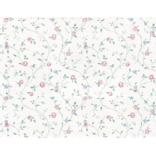 Floral Wallpaper 204001