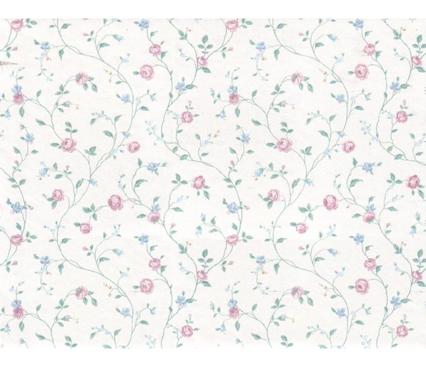 Floral Floral Wallpaper 204001 International Wallcoverings Company