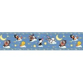 Clearance: Kids Wallpaper Border B2041KTL
