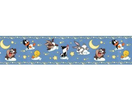 Prepasted Wallpaper Borders - Kids Wall Paper Border B2041KTL