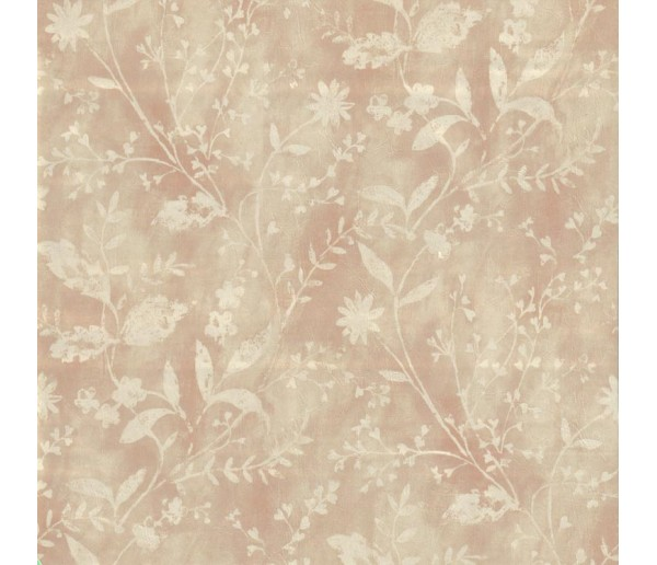 Floral Floral Wallpaper 20936 S.A.MAXWELL CO.