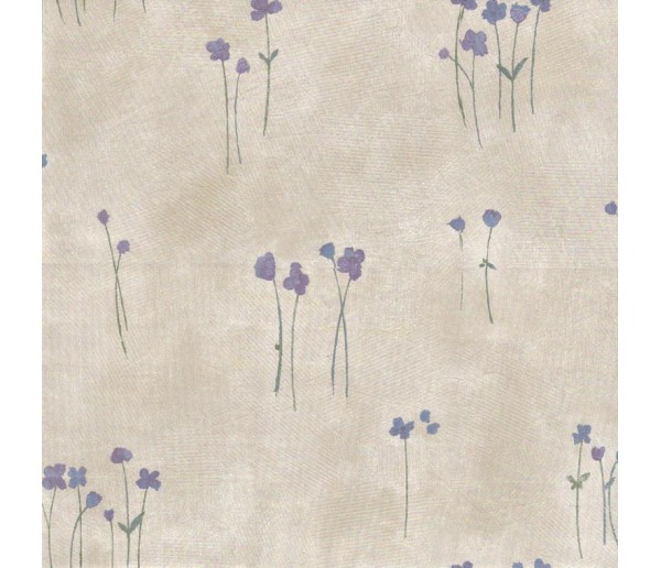 Floral Floral Wallpaper 20957 S.A.MAXWELL CO.