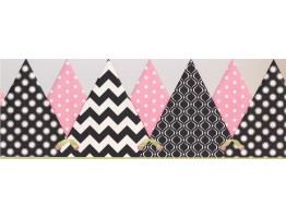 Prepasted Wallpaper Borders - Kids Wall Paper Border 2288 KS