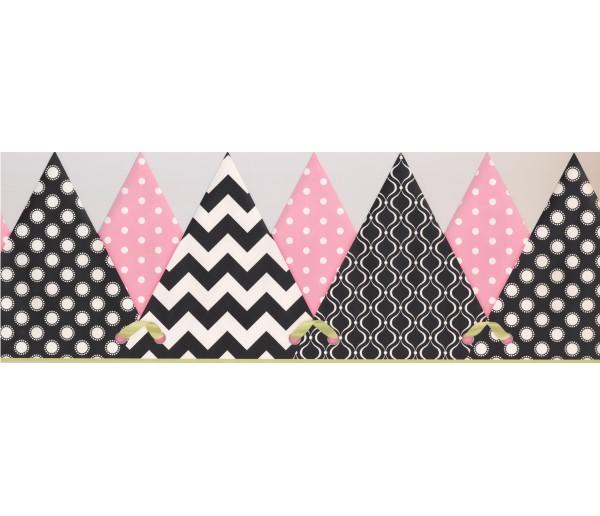Nursery Wallpaper Borders: Kids Wallpaper Border 2288 KS