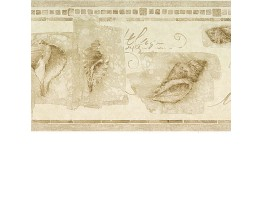 Prepasted Wallpaper Borders - Sea World Wall Paper Border B49904
