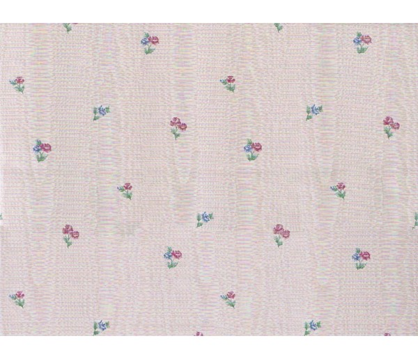 Floral Floral Wallpaper 23424 S.A.MAXWELL CO.