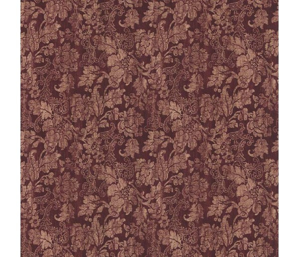 Floral Floral Wallpaper 23566 S.A.MAXWELL CO.