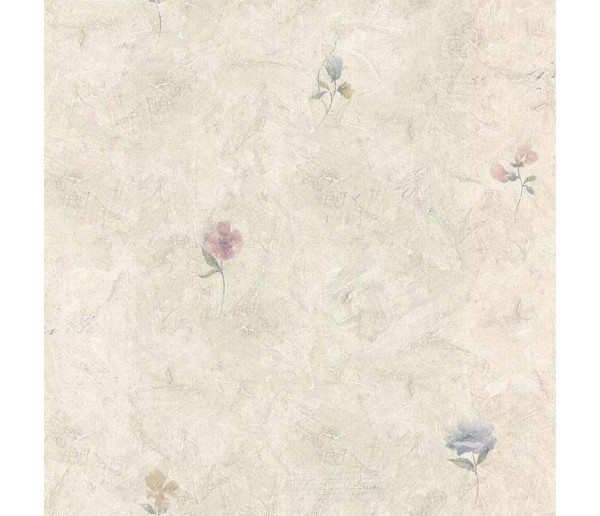Floral Floral Wallpaper 23609 S.A.MAXWELL CO.