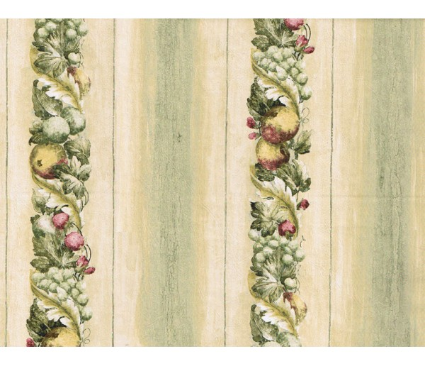 Fruits Fruits Wallpaper KA23620 S.A.MAXWELL CO.