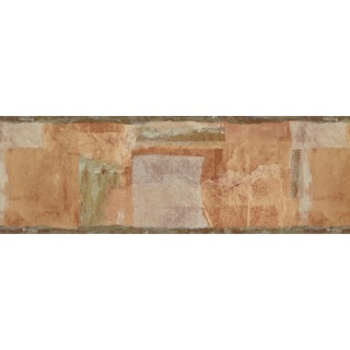 8 in x 15 ft Prepasted Wallpaper Borders - Vintage Wall Paper Border 24561 OS