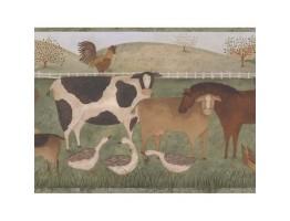 Animals Wallppaer Border 245B57488