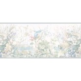 Garden Wallpaper Borders: Garden Wallpaper Border B6235