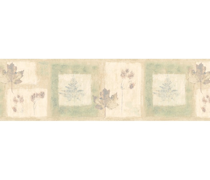 Vintage Wallpaper Borders: Vintage Wallpaper Border B6242