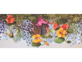 Prepasted Wallpaper Borders - Kids Wall Paper Border 3008 KL