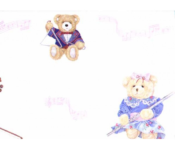 Kids Teddy Bear Wallpaper 3112tb