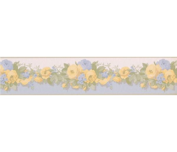 Floral Wallpaper Borders: Floral Wallpaper Border 31616040