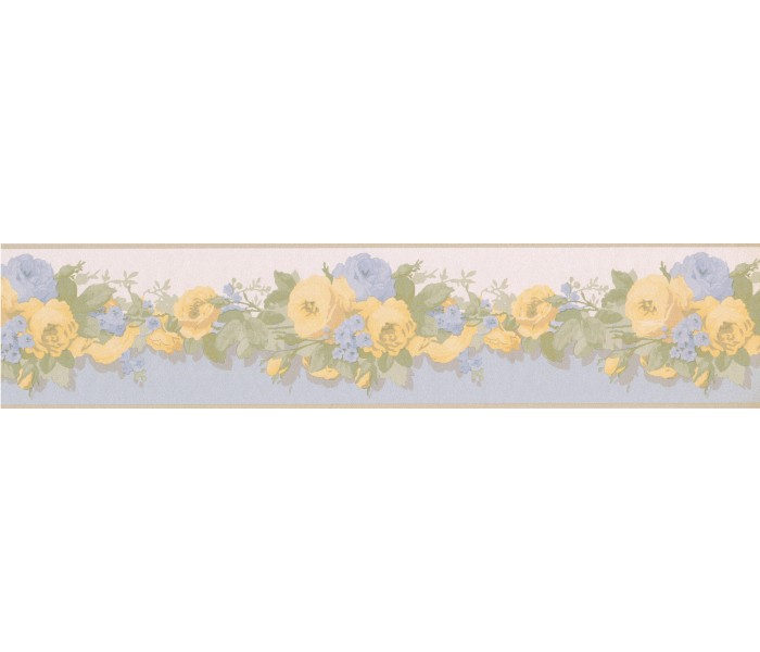Floral Wallpaper Borders: Floral Wallpaper Border 31616040