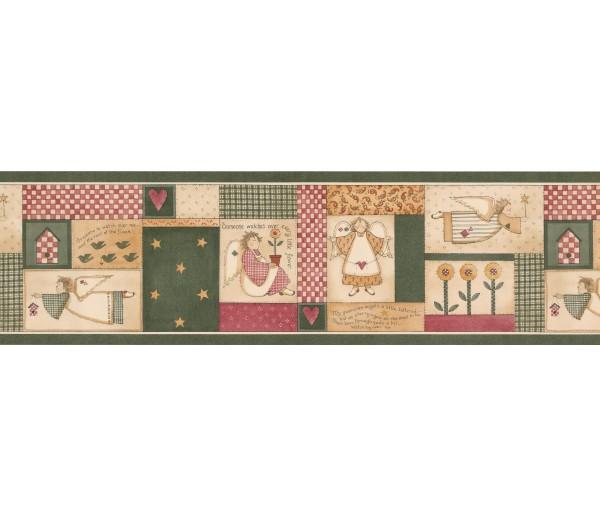 Kitchen Wallpaper Borders: Kitchen Wallpaper Border 3864 HRB