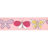 Nursery Wallpaper Borders: Kids Wallpaper Border 4010 PW