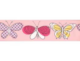 Prepasted Wallpaper Borders - Kids Wall Paper Border 4010 PW