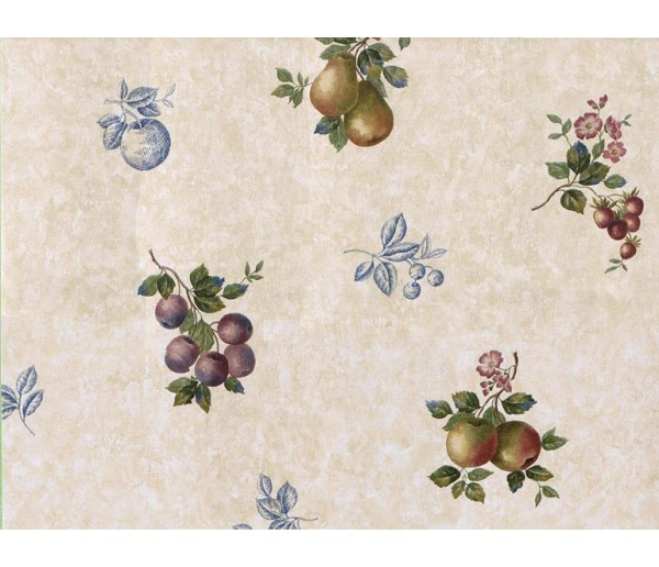 Fruits Fruits Wallpaper 408KC Fine Decor Wllcoverings