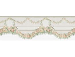 Floral Wallpaper Border FDB60948