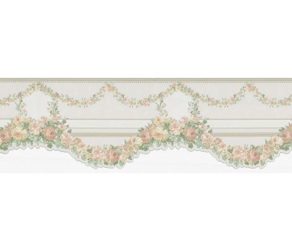 Garden Wallpaper Borders: Floral Wallpaper Border FDB60948