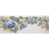Floral Wallpaper Borders: Floral Wallpaper Border 5506320