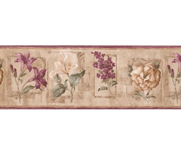 Garden Wallpaper Borders: Floral Wallpaper Border 5506653