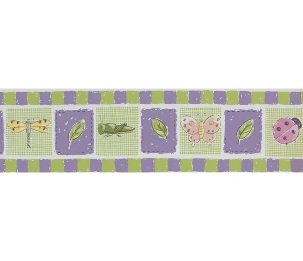 Clearance Kids Wallpaper Border 5509170 York Wallcoverings