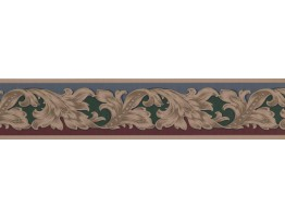 Prepasted Wallpaper Borders - Contemporary Wall Paper Border 5801990