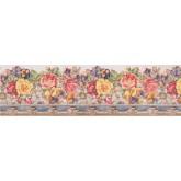 Floral Wallpaper Borders: Floral Wallpaper Border 5803407