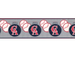 California Angels Wallpaper Border 594305
