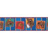 Nursery Wallpaper Borders: Kids Wallpaper Border 5970 JC